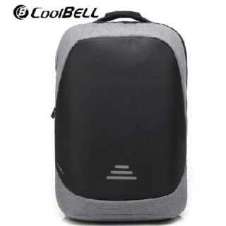 Coolbell CB-8005 Anti-Theft Backpack Unique Design Water Resistant with USB Port 15.6 Inch Laptop Bag Traveling