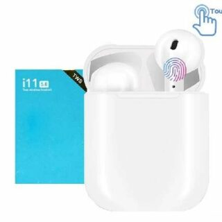 I11 TWS Touch Wireless Earphones Bluetooth Earbuds Stereo Headset Headphone